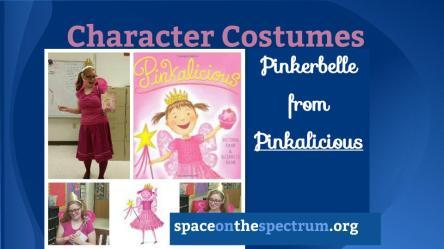 Character 26- Pinkerbelle