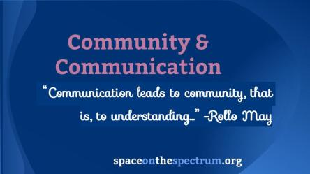 Community & Communication