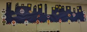 Superhero Theme Classroom